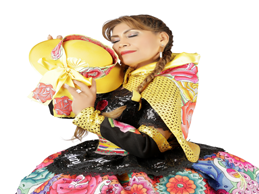 ANNY BELTRAN la ronquita del folclor