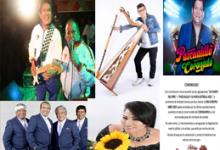 CORONAVIRUS corre a grupos/ artistas peruanos de Europa