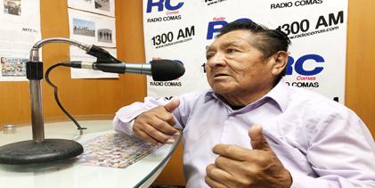 50 años de radio Manuel Alvaro Carbajal