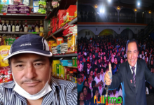 ANIMADOR DE FOLCLOR guardó pan pa' mayo