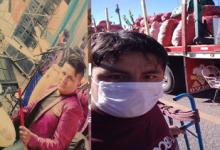 músico chambea de cargador de cebollas en Arequipa