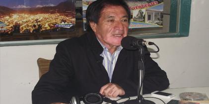 «LA CUMBIA ANDINA nació en el cerro de Lima», dice Daniel Mogollón delicado de salud