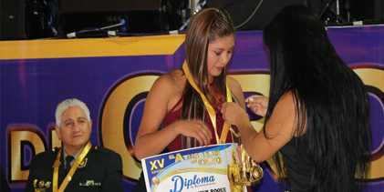 En Huaraz con Flor Javier premiada ( testimonio)