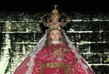 bendita VIRGEN DE LA PUERTA, en OTUZCO