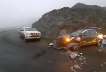 auto que ocupó carril contrario provocó accidente