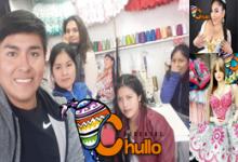 FREDY CHULLO y sus polleras….