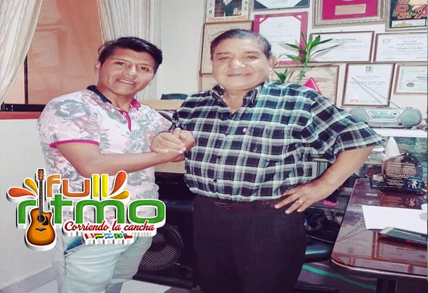 FREDY CHAVEZ : «Comunero de los Andes es lo máximo»