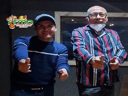 Jhon Rufino le canta a las celosas, tema de Victor Rodriguez