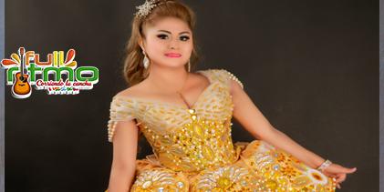 YULISA ROBLES llegó desde Huánuco a Arequipa para cantar