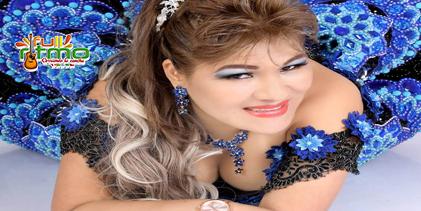 YULIANA YAURIS festeja cumpleaños en show virtual