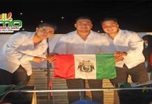 CARIBEÑOS DE GUADALUPE CON ESCENARIO MOVIL, EN HUANUCO