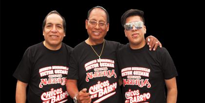 la rica chicha en El Huaralino