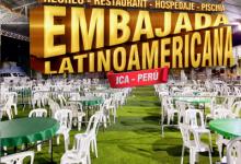 EMBAJADA LATINOAMERICANA autorizado en ICA