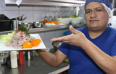 Cevichería de las mejores en San Juan de Miraflores