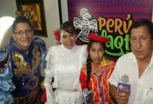 PERU LLACTA  Se consolida en el 2015  En Cable Mas! Canal 91