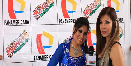 HOY LA MOVIDA DE PANAMERICANA TELEVISION