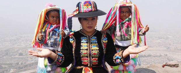 Pequeños gigantes de Uripa  con Lesly Cabello