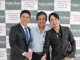 LEONARD LEÓN Y MARCO ANTONIO REGRESAN CON EL GRUPO AMÉRICA