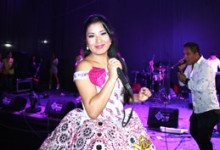 Yesica Tinoco La voz imponente