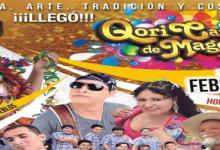LLEGA EL CARNAVAL DE ORO DE MAGDA LA VOZ SENSUAL