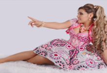 el retorno de PALOMITA ALVAREZ