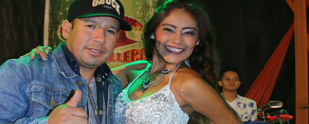 AYACUCHO BAILÓ Y GOZO CON SOMBREROS EL CABALLERO