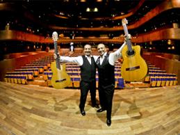 Dúo Gaitán Castro celebrarán aniversario en Gran Teatro Nacional