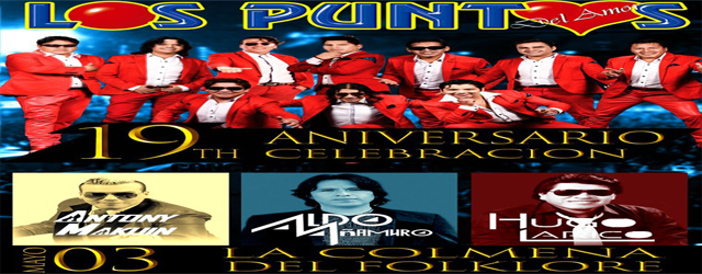 se juntan vocalistas de LOS PUNTOS DEL AMOR EN JULIACA