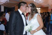 FULL RITMO ESTUVO EN MATRIMONIO DE CRISPIN Y LOURDES