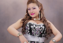 JANETH SALINAS  De chiquita admiraba a  ALICIA DELGADO