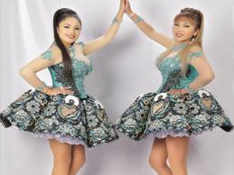 copian diseño de trajes a chicas de ASIRIS
