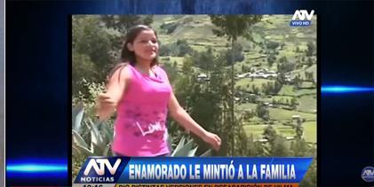 ATV PATINA CON VIDEO, presenta a Rosy Morillo como finadita de la maleta