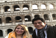 EL TOURS DE  PINTURA ROJA  En EUROPA