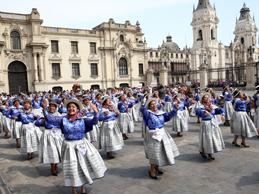 Viene Carnaval Vencedores de Ayacucho