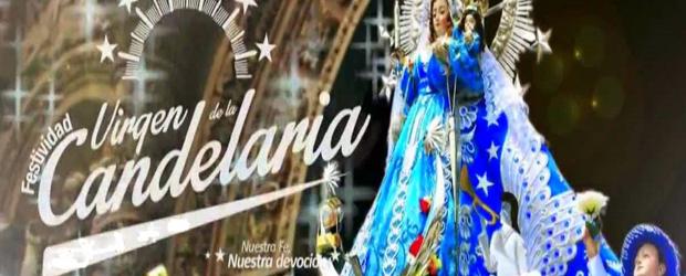 misa por la MAMITA en LIMA