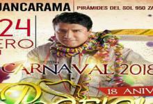 PORFIRIO AYVAR EN EL HUANCARAMA FELIZ ANIVERSARIO