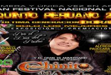 GRAN FESTIVAL NACIONAL DEL REQUINTO PERUANO 2018 EN AREQUIPA