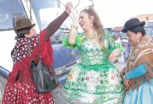 Gloria SANCHEZ  en BOLIVIA