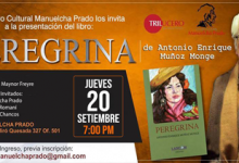 FLOR PUCARINA, libro de periodista Antonio Muñoz Monge
