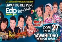 el encanto de  todos los peruanos