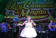 LA REINA DEL SENTIMIENTO con su Qori Carnaval 2019