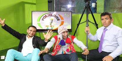canal TV de musica andina y tropical