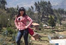 FELICITAS es de  Santa Rosa de Jahua ( Ancash)