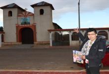 fuimos a Tirapata, Azangaro con Diego Alvarez