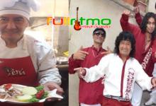 músico chef se pone en onda con delivery en BOLIVIA