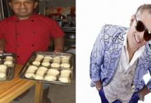 Principe Chelero prepara ricos panes