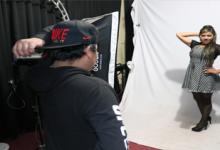 MILTON EMOCIONADO vuelve a la filmación de videos clips!!!
