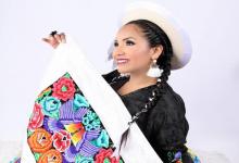 show virtual,  a pedido en Estados Unidos, bien Nataly Salazar