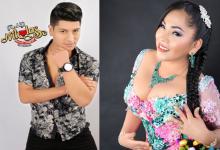 cantante FREDDY NIKOLAS «enamorado» de Rosita de Espinar