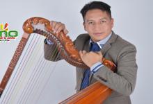 ALEX CUBA CANTA Y TOCA ARPA… con su Invasión Musical